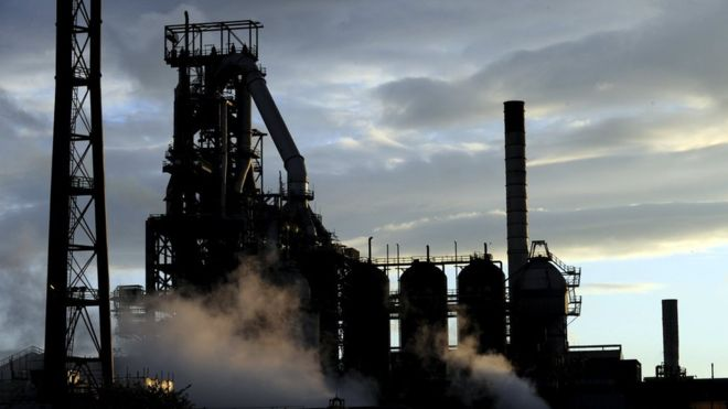 Steel: Liberty submits bid for Tata's UK assets